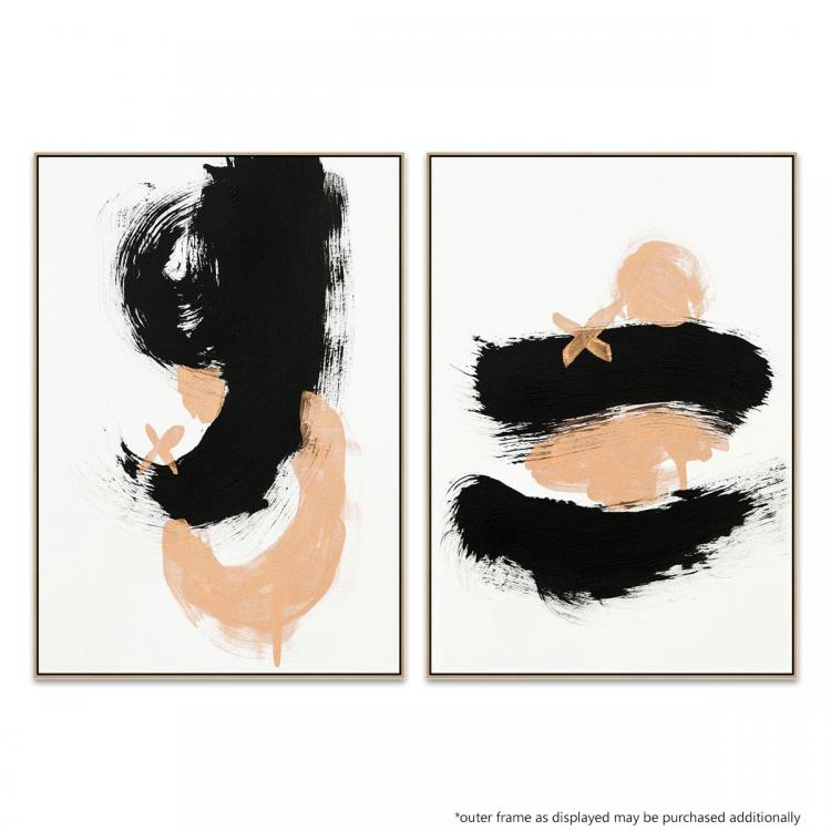 The Resonant I - The Resonant II - Print