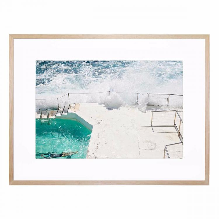 Beach Waves - Print