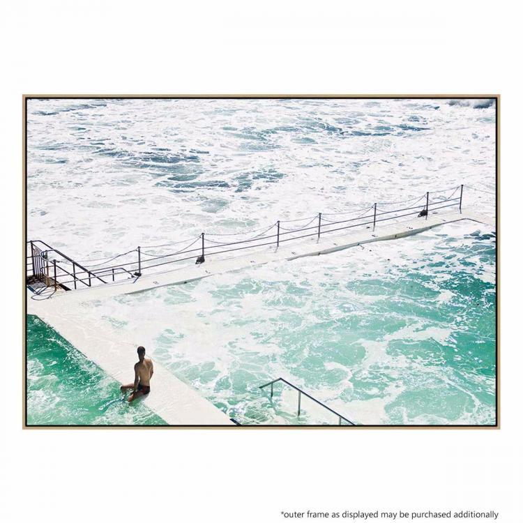 Lone Swimmers Beach