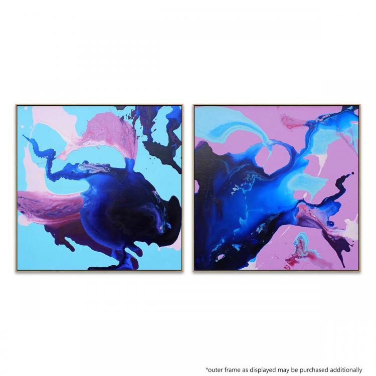 Awaken - Desire 2 - Canvas Print