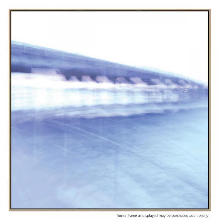 Blue Bridge 2 - Print