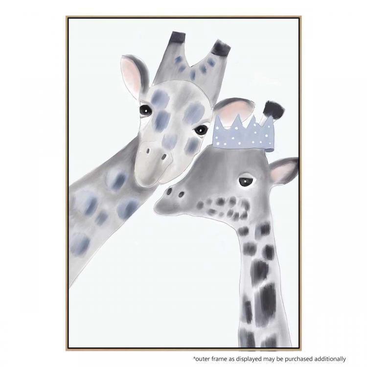 Gracie The Giraffe - Print