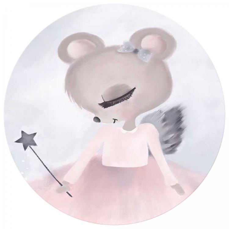 Ballerina Belle - Print