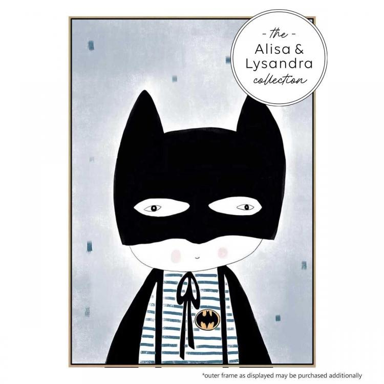 Be Batman - Print