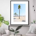Lone Palm - Print