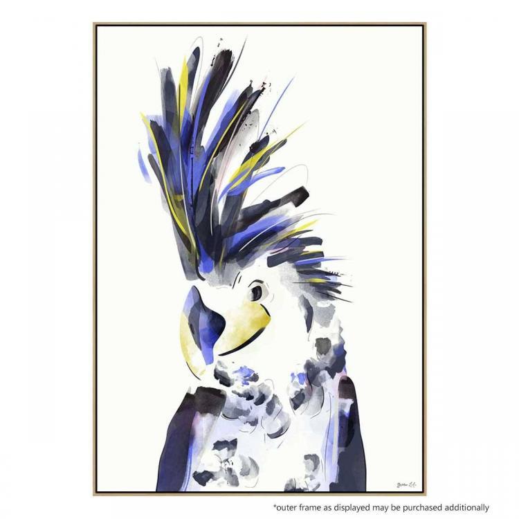 Palm Cockatoo - Print
