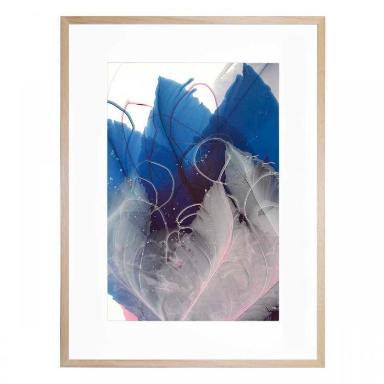 Blooming Blue - Print