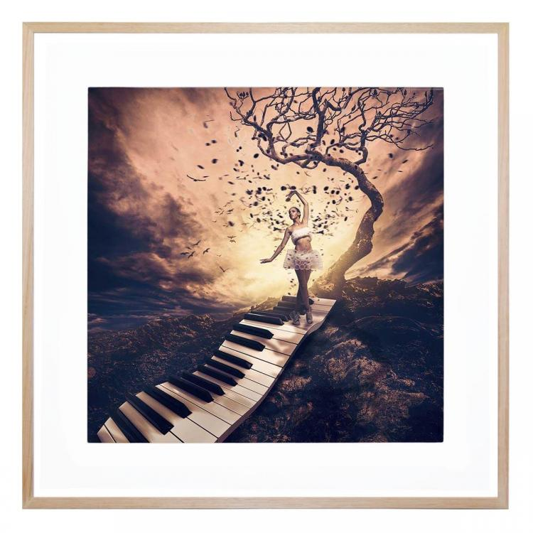 Dance Keys - Print