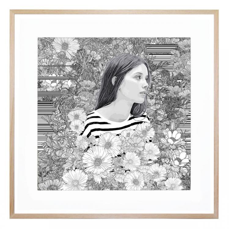 Lovely Whisper - Print