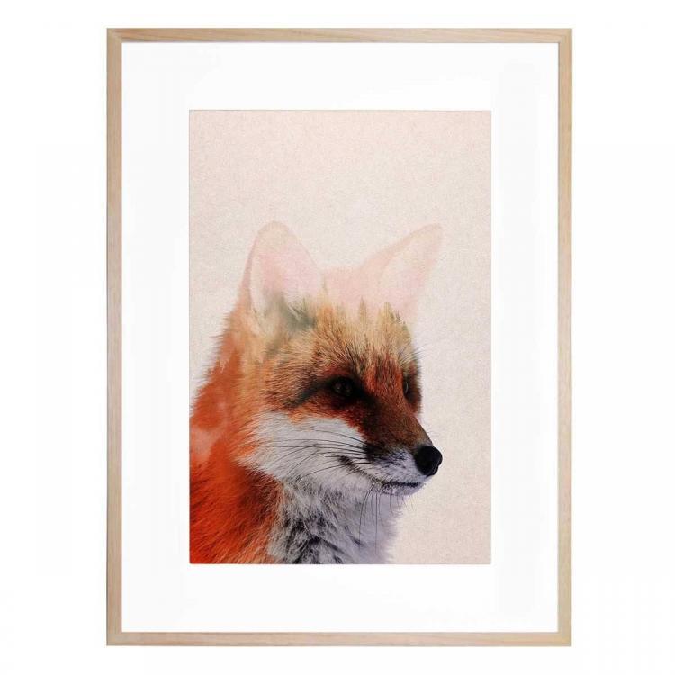 Fox 1 - Print
