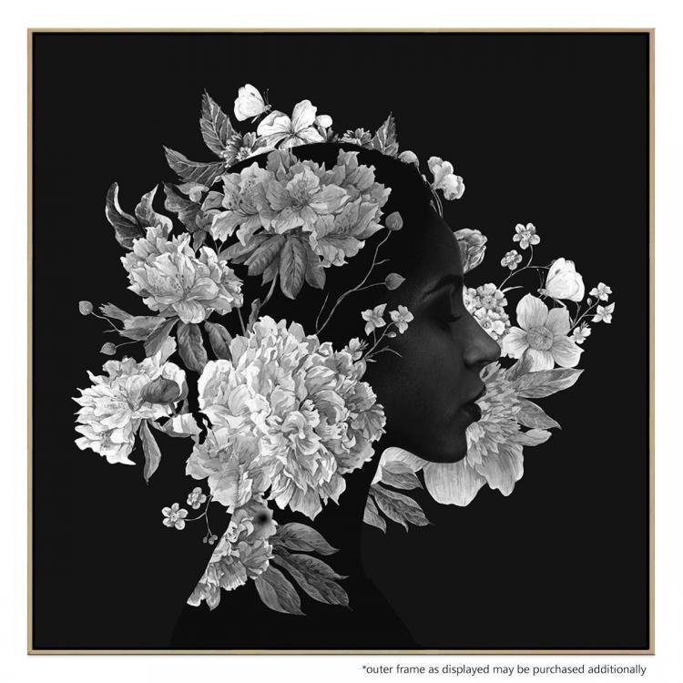 Squareflora - Print