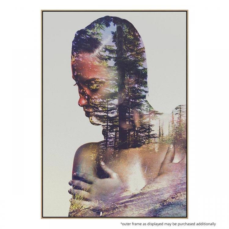 Wilderness Heart 2 - Print