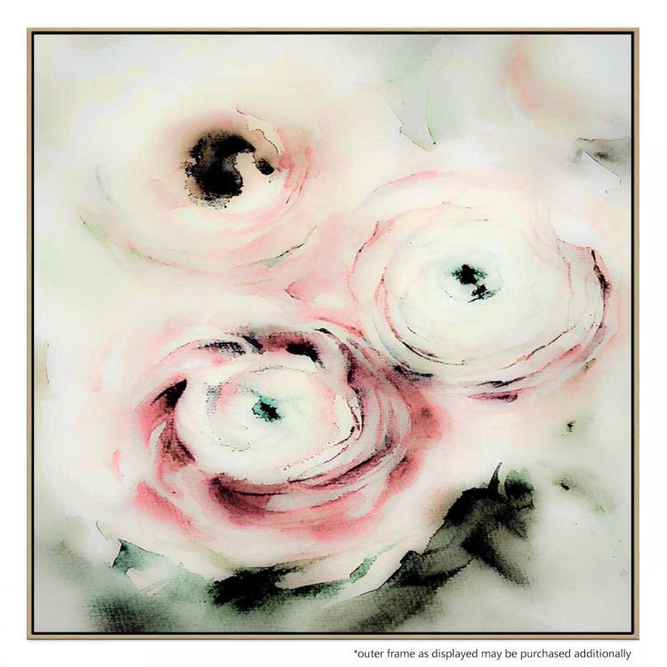Gris En Rose - Print