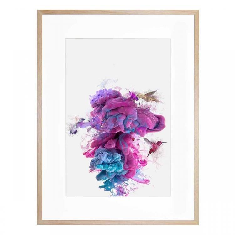 Hummingbird Sink - Print