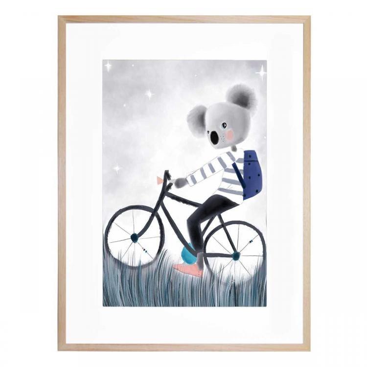 Harvey The Koala - Print