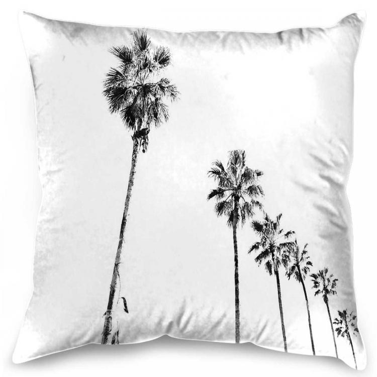 Palm Promenade - Print