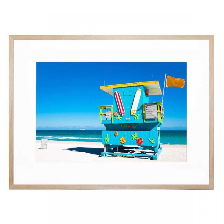 Beach Shack - Print