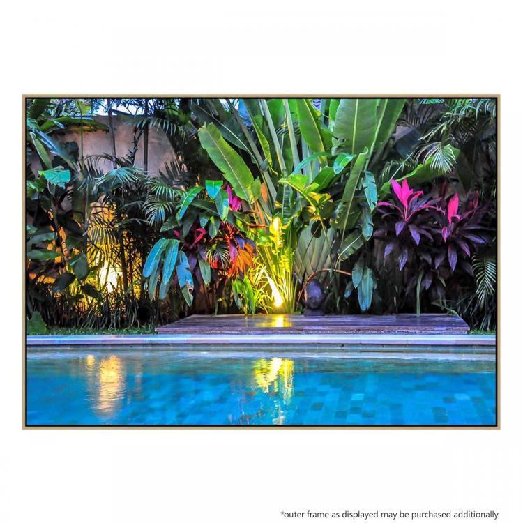 Poolside Greens - Print