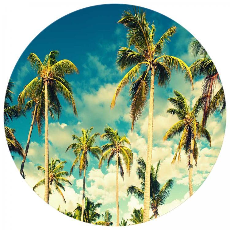 Bright Palms - Print