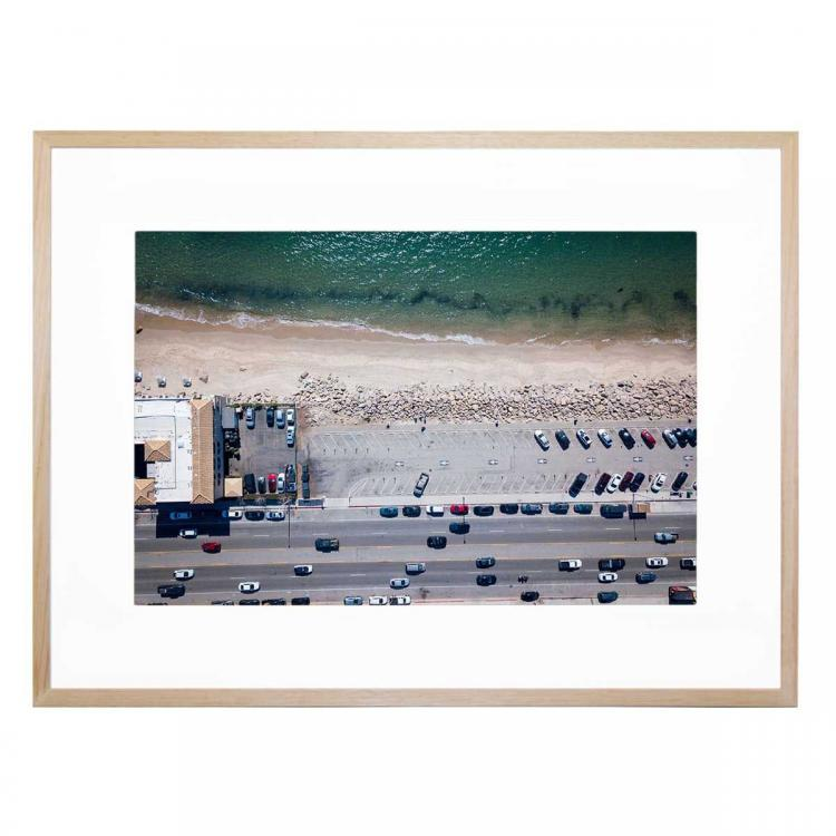 Home By The Sea - Print