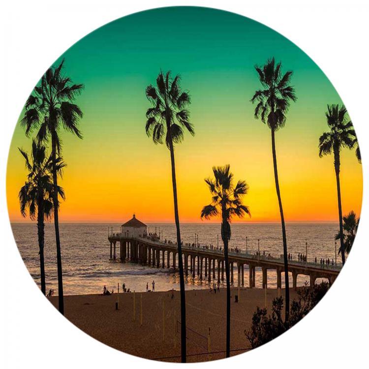 Sunset Paradise - Print