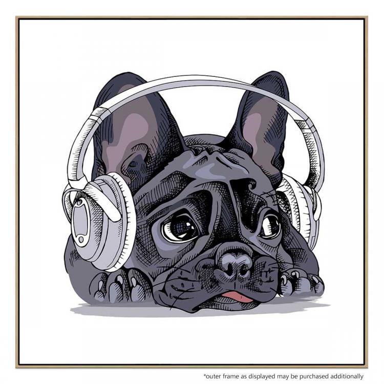 Doug The Pug - Print