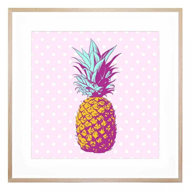 Pineapple Crush - Print