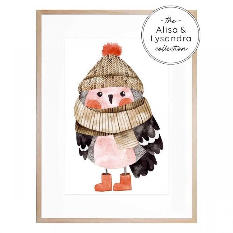 Hilda - Print