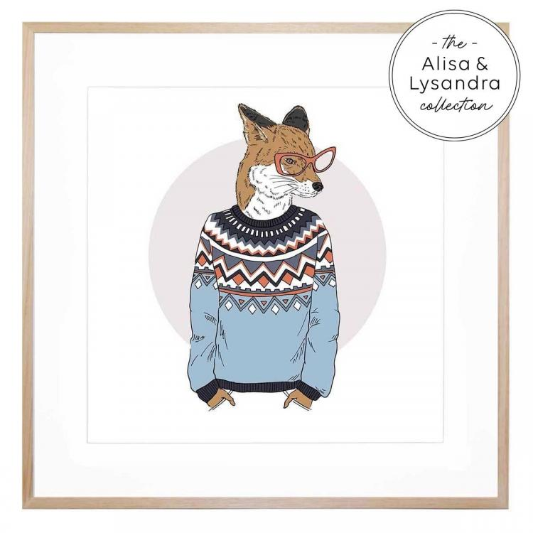 Wilfred - Print