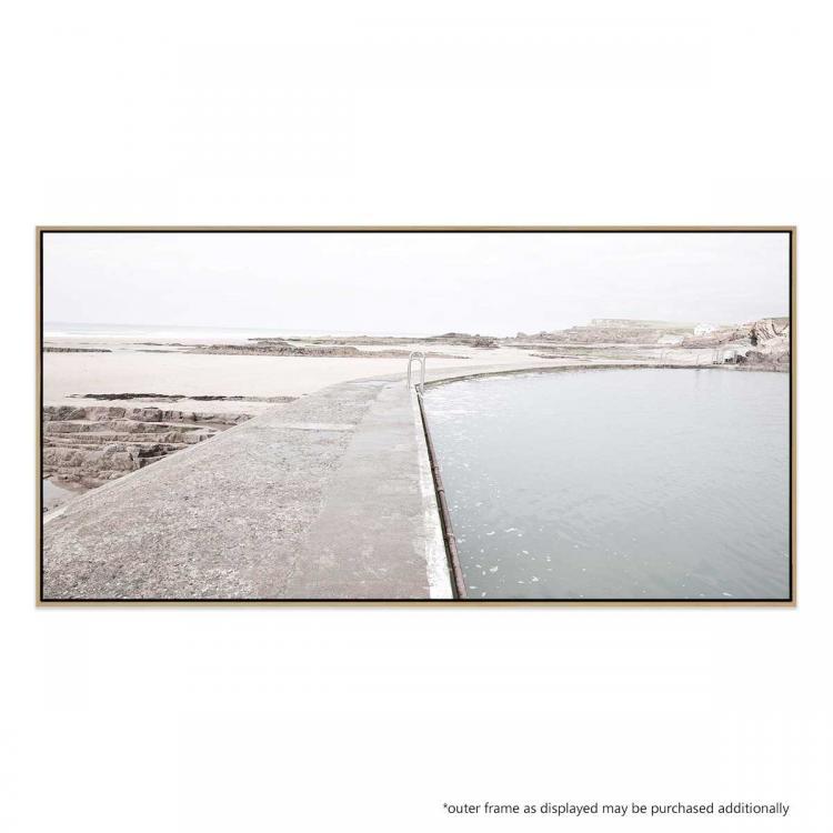 Sea And Pool - Print