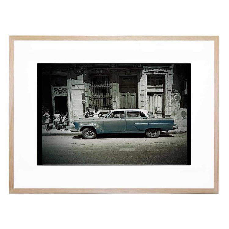 Cuba 4 - Print