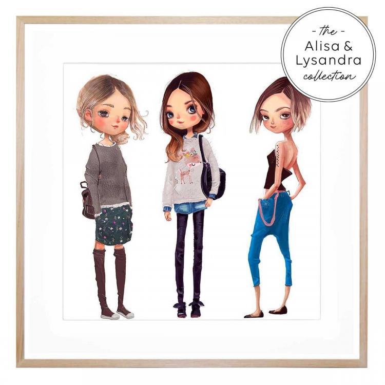 Sisterhood - Print