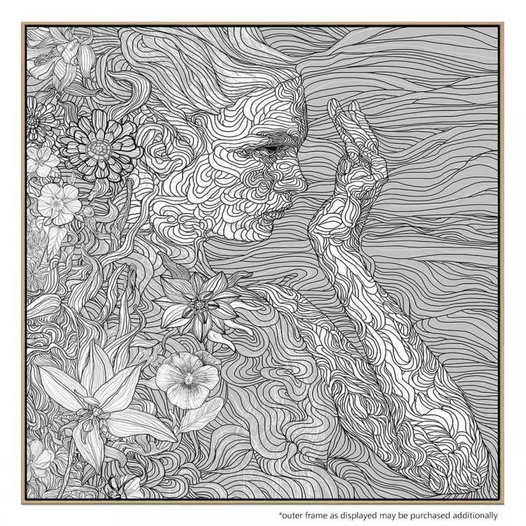 Daydreamer - Print