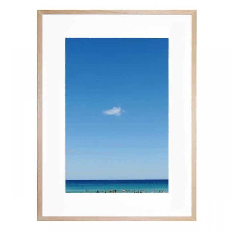 Blue On Blue - Print