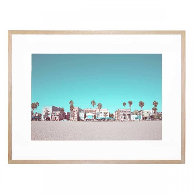 Beach Blu - Print