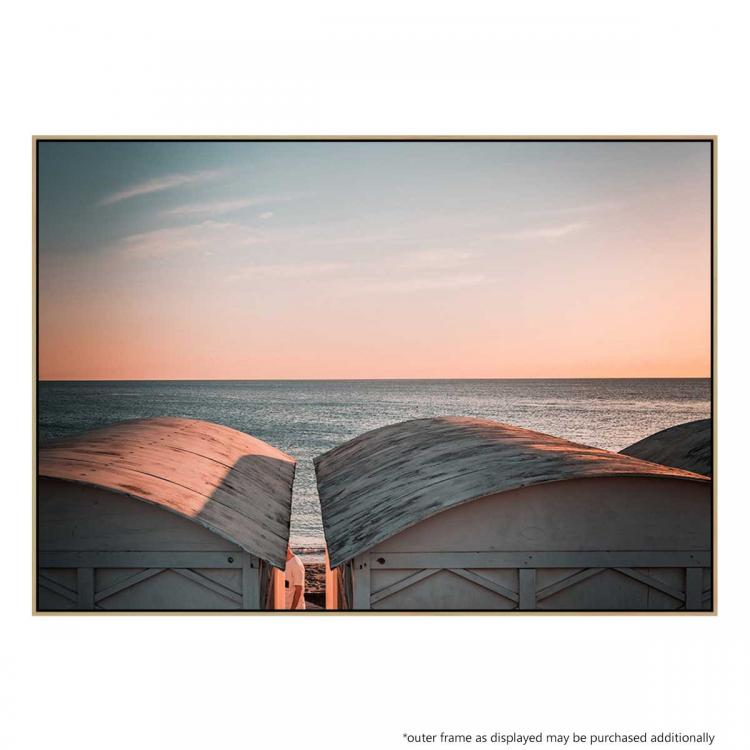 Chez Sunset - Print