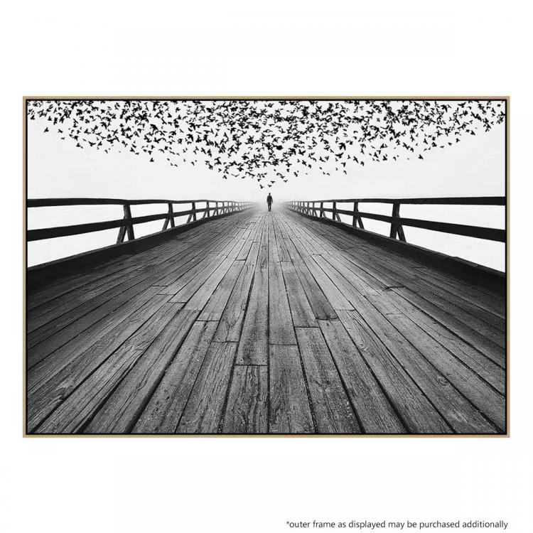 Flock Of Seagulls - Print