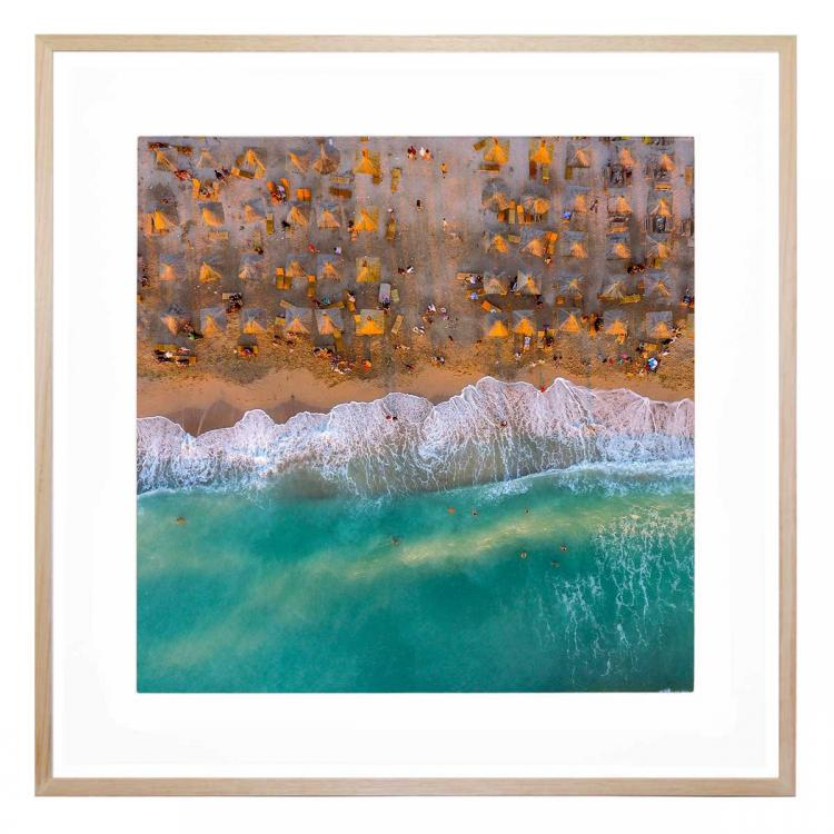 Sand And Sunset - Print