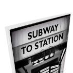 Flinders St Subway - Print