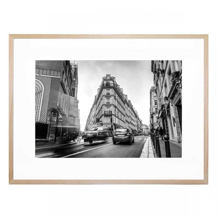 Paris Quarter - Print