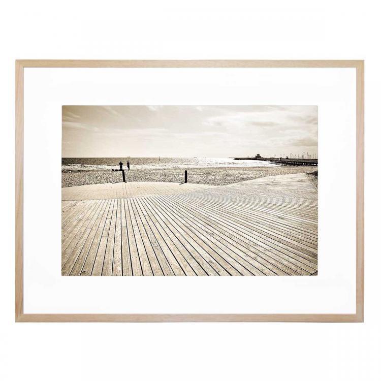 St Kilda Boardwalk - Print