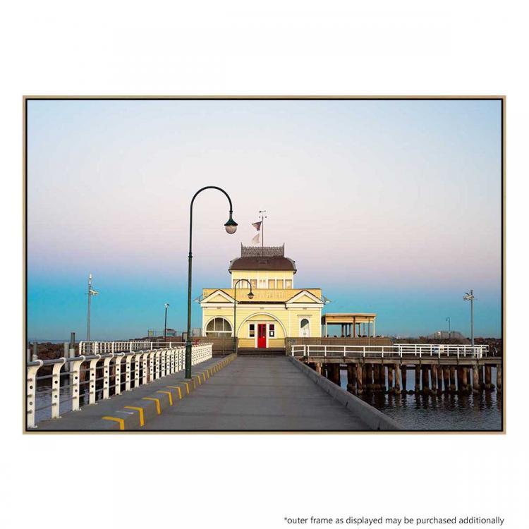 St Kilda Pier - Print