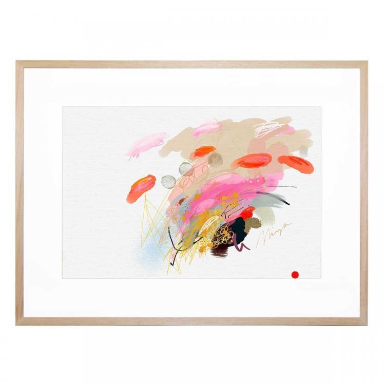 A Fish Rainbow - Print