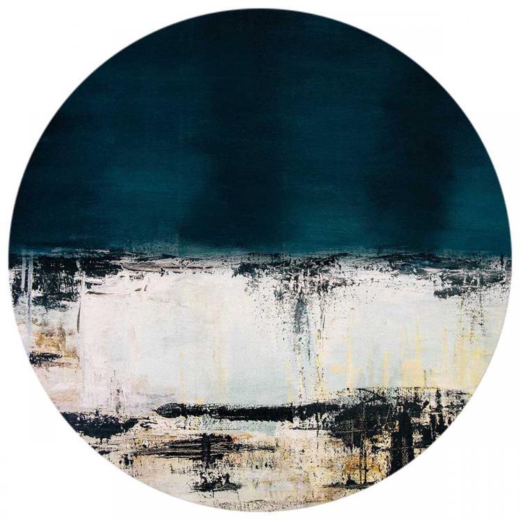 Under The Blue Dawn - Print