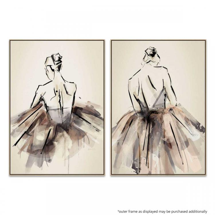 Always Ballet - The Ballerina - Print