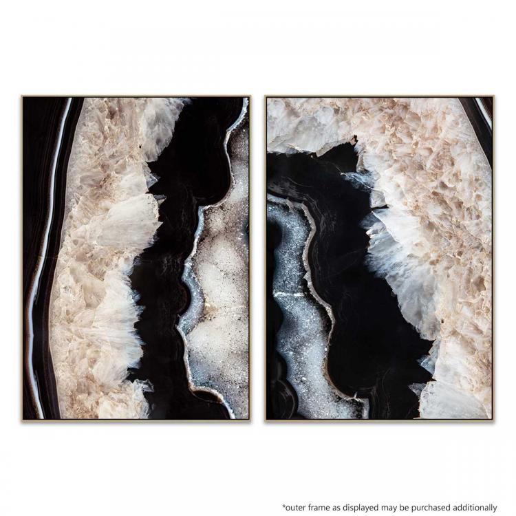 Dark Crystal - Dark Crystal Druzy - Print