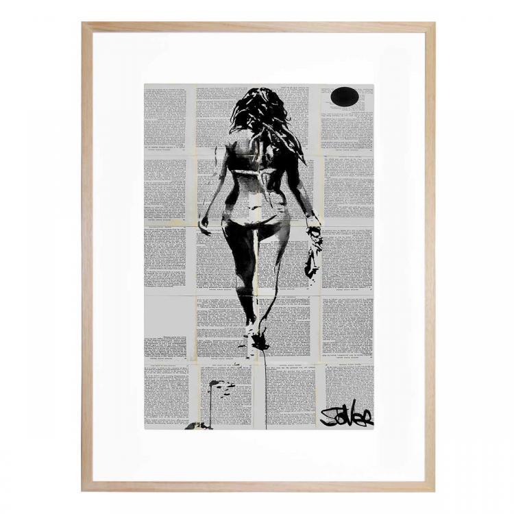 Beach Comber - Print
