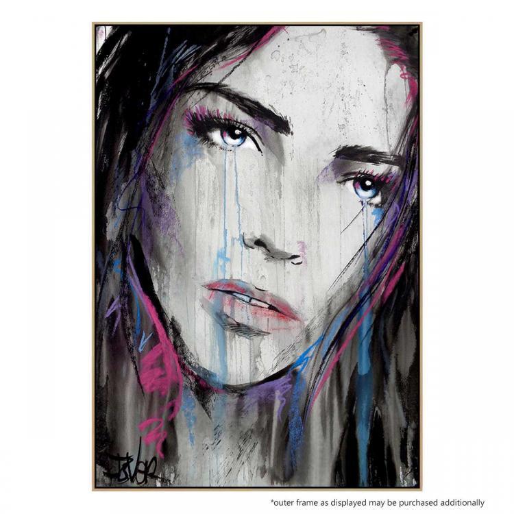 Blue July - Print