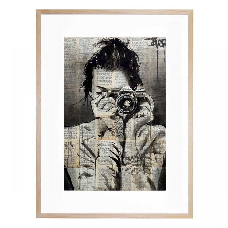 Captured Alive - Print