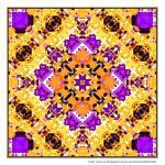 Abstract Geometric III - Print